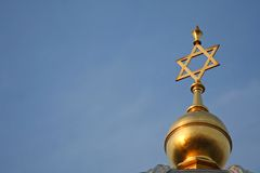 Sinagoga imagens de stock