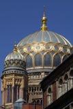 Sinagoga Foto de Stock Royalty Free