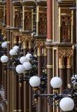 Sinagoga Budapest Fotografía de archivo libre de regalías