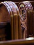 Sinagoga Budapest Foto de archivo
