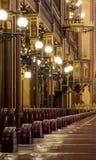 Sinagoga Budapest Imagenes de archivo