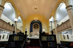 Sinagoga de Brisbane - Queensland Australia fotografía de archivo libre de regalías
