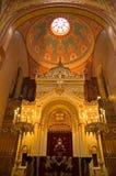 Sinagoga de Budapest fotografía de archivo