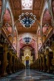 Sinagoga de Budapest Fotos de archivo libres de regalías