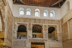 Sinagoga de Córdoba, España foto de archivo libre de regalías