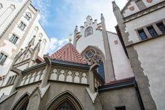 Sinagoga de Maisel en Praga, República Checa Imágenes de archivo libres de regalías