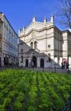 Sinagoga de Tempel Fotografia de Stock Royalty Free