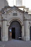 Sinagoga de Tempel Foto de archivo libre de regalías