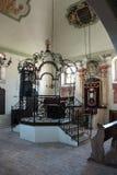 Sinagoga del Sah en Holesov Fotos de archivo