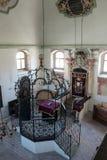 Sinagoga del Sah en Holesov Imagen de archivo libre de regalías