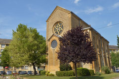 Sinagoga del sedán fotos de archivo libres de regalías