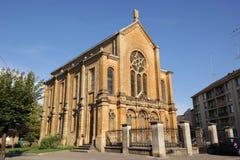 Sinagoga del sedán imagenes de archivo