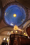 ?Sinagoga di Ohel Moed? a Tel Aviv, Israele Fotografie Stock Libere da Diritti