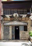 Sinagoga do Jerusalém Foto de Stock Royalty Free