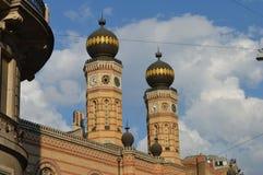 Sinagoga dos judeus Imagens de Stock