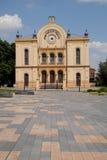 Sinagoga ebraica a Pecs Ungheria Fotografia Stock
