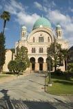 Sinagoga ebrea Fotografie Stock Libere da Diritti