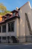 Sinagoga em Praga República Checa Imagem de Stock Royalty Free