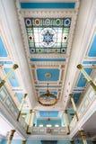 Sinagoga em Riga imagem de stock