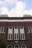 Sinagoga en sabana en Georgia los E.E.U.U. Imagen de archivo libre de regalías