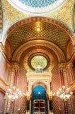Sinagoga española imágenes de archivo libres de regalías