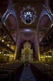 Sinagoga grande Foto de archivo