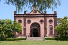 Sinagoga histórica a partir de 1889 foto de archivo