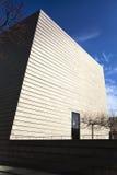 Sinagoga judía moderna Imagen de archivo libre de regalías
