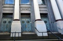 Sinagoga judaica - Melbourne Fotos de Stock