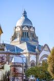 sinagoga Novi triste, Serbia foto de archivo
