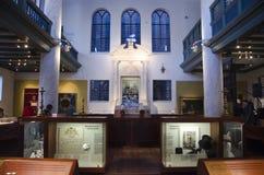 A sinagoga portuguesa velha, Amsterdão Fotografia de Stock