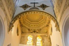Sinagoga Santa Maria la Blanca Imagen de archivo libre de regalías