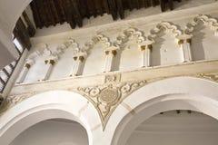 Sinagoga Santa Maria la Blanca Imagen de archivo