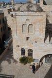 Sinagoga storica Immagini Stock