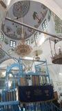Sinagoga velha Fotos de Stock Royalty Free
