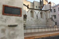 Sinagogas complexas memoráveis do espaço Foto de Stock Royalty Free