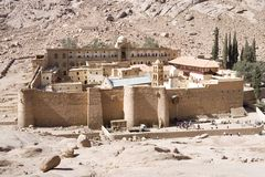 Sinai Immagine Stock