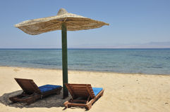 Sinai beach. Stock Images