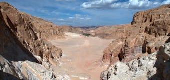 Sinai Desert. Picture was taken in Nabq National Park,Egypt Royalty Free Stock Image