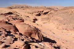 Sinai desert Royalty Free Stock Images