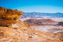 Sinai desert landscape Stock Image