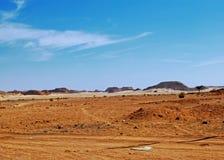 Sinai desert Stock Image