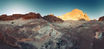 Sinai, Egypt Royalty Free Stock Photo