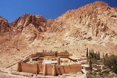 Sinai, Egypte image stock