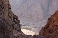Sinai Monastery Stock Photography