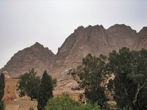 Sinai Monastery St. Catherine Royalty Free Stock Photos