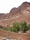 Sinai Monastery St. Catherine Stock Images