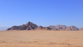Sinai mountains Royalty Free Stock Photography