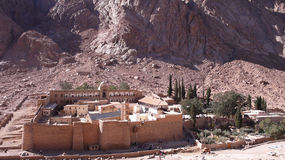 Sinai Peninsula. Egypt. Royalty Free Stock Photos