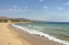 Sinai seashore. Stock Image